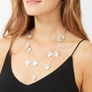 Stella & Dot Esmee Stations Necklace
